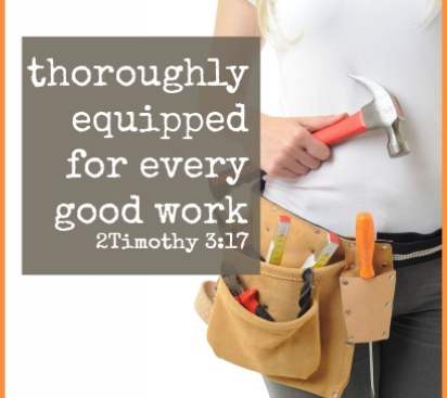 Equipped For Good Work