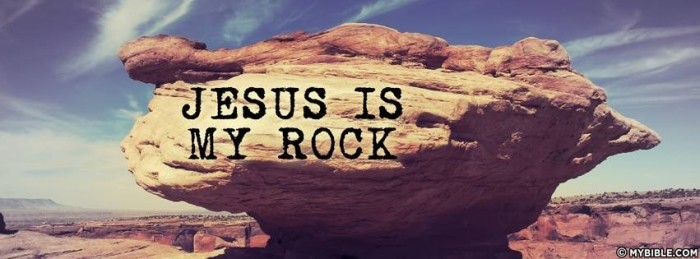 That Rock Is Christ