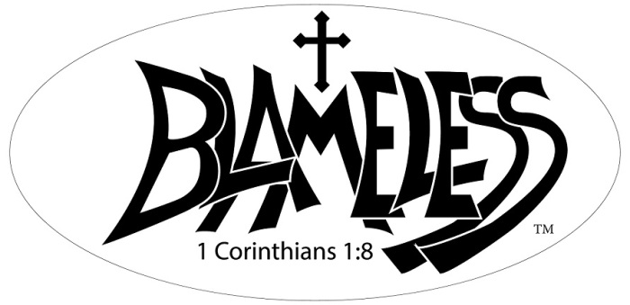 Blameless in Jesus