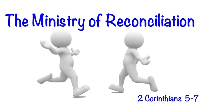 Ministering Reconciliation
