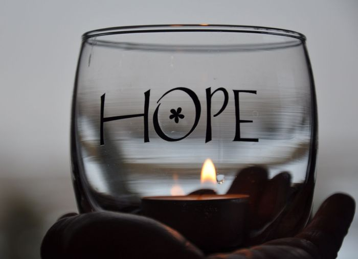 Jesus, Our Hope