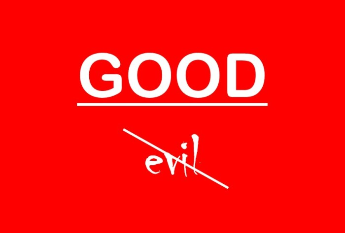 Overcome Evil with Good, Part 2