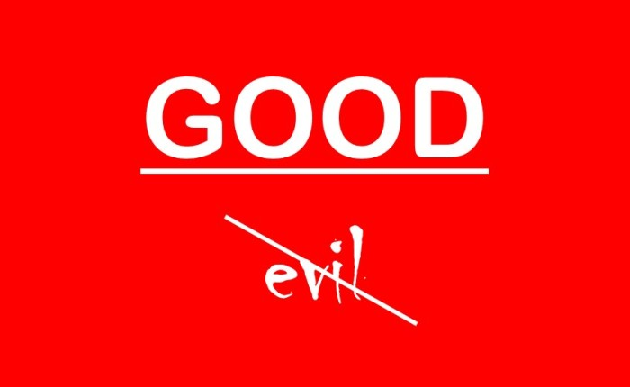 Overcome Evil with Good, Part2