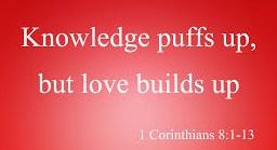 Love Edifies