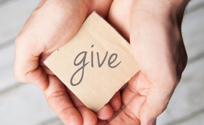 Give What You Have