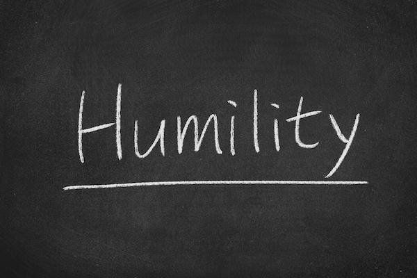 Clothed With Humility