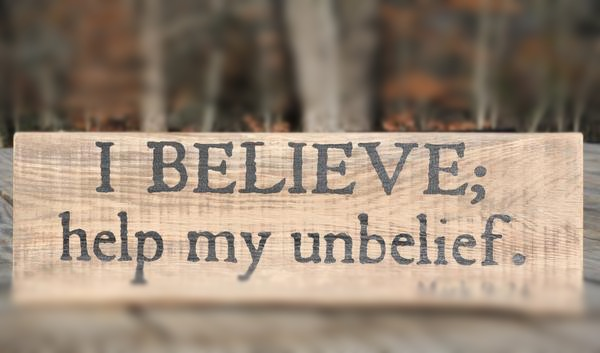 How Can God Help Our Unbelief?