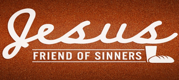 Jesus, Loving Friend of Sinners