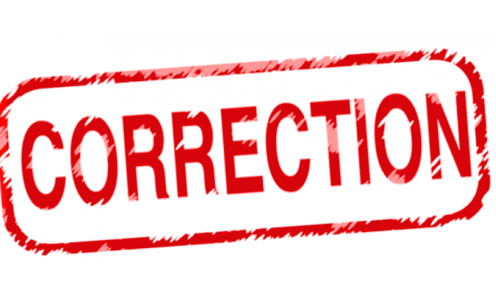 The Blessing of God's Correction