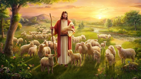 One Flock and One Shepherd