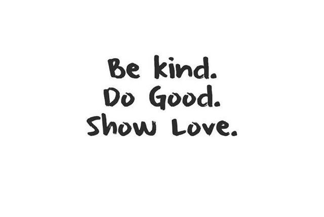 Make Every Effort to Do Good to All